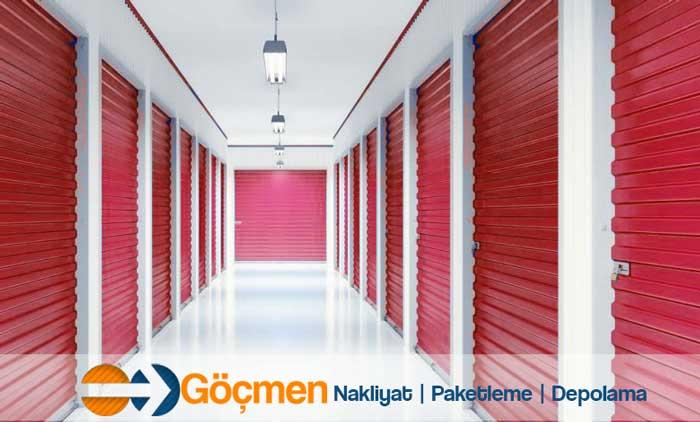 İstanbul eşya depolama firması
